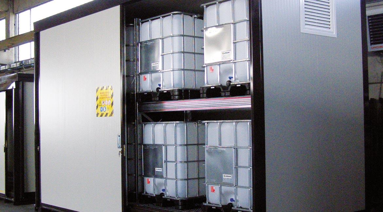 Container di sicurezza