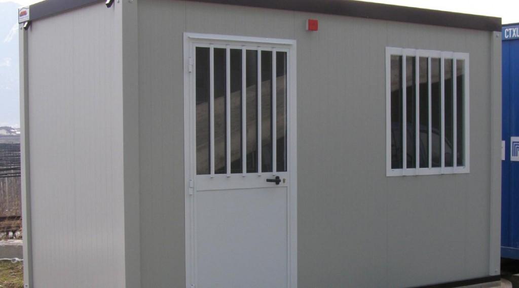 Prefabbricati E Container Modulari O Mobili Per Cantiere