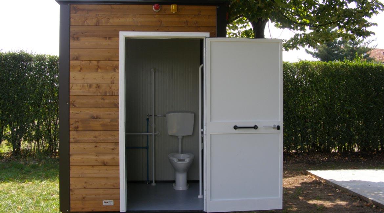 Bagni prefabbricati per esterno in cemento sanitrade bagni