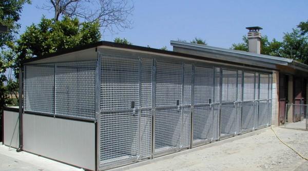 Canili prefabbricati box per cani casette per cani for Amazon trasportini per cani