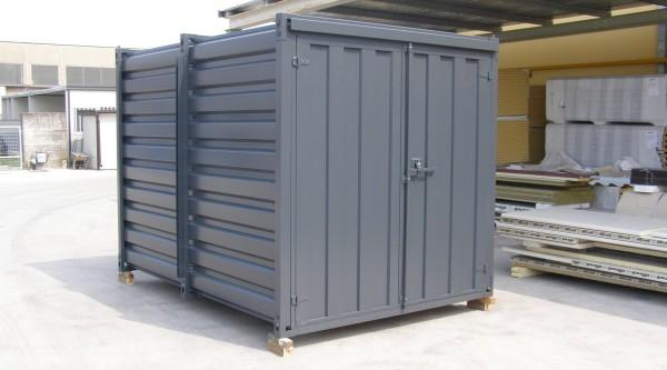 Container Per Ufficio Usati : Prefabbricati e container modulari o mobili per cantiere