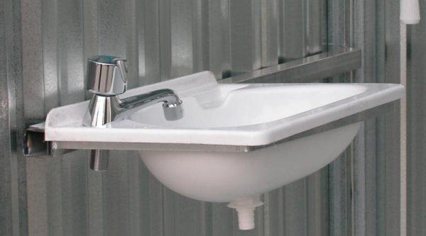 Servizi igienici prefabbricati in lamiera zincata da esterno - Bagni prefabbricati per esterno ...