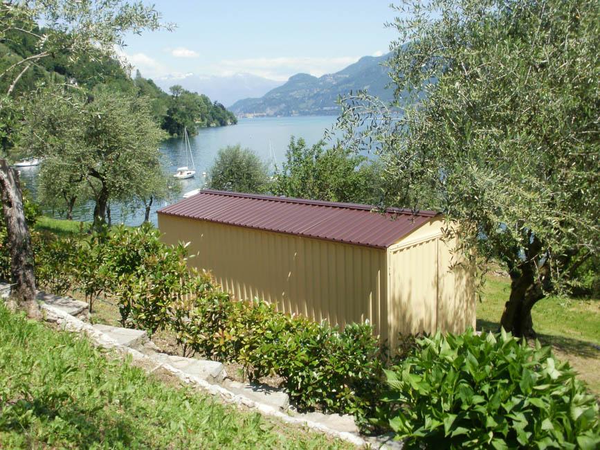 Casette da giardino e deposito attrezzi