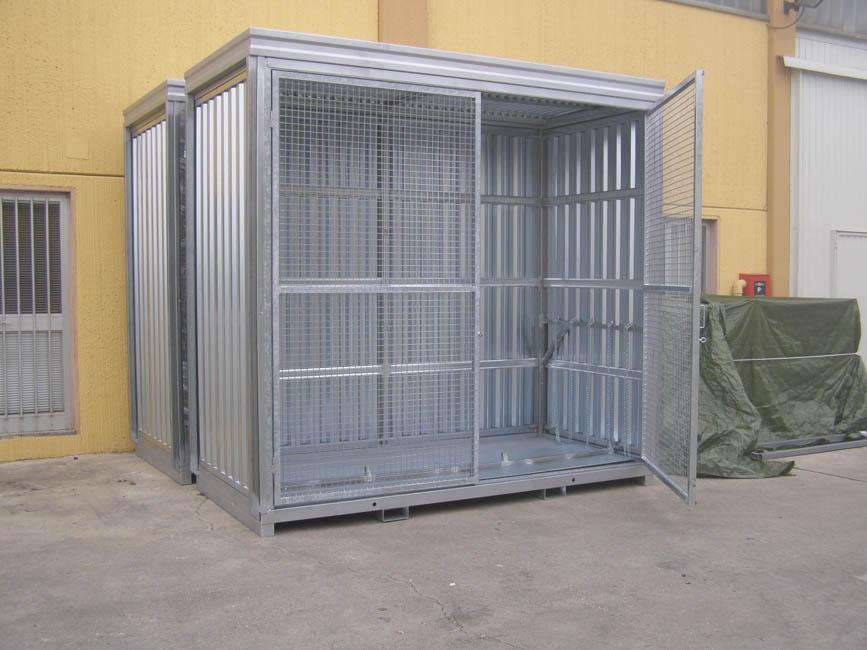 Container per oli - vernici - prodotti inquinanti