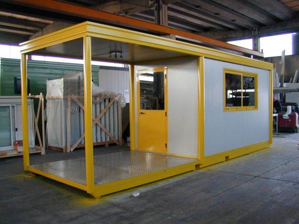 Prefabbricati speciali - shelter