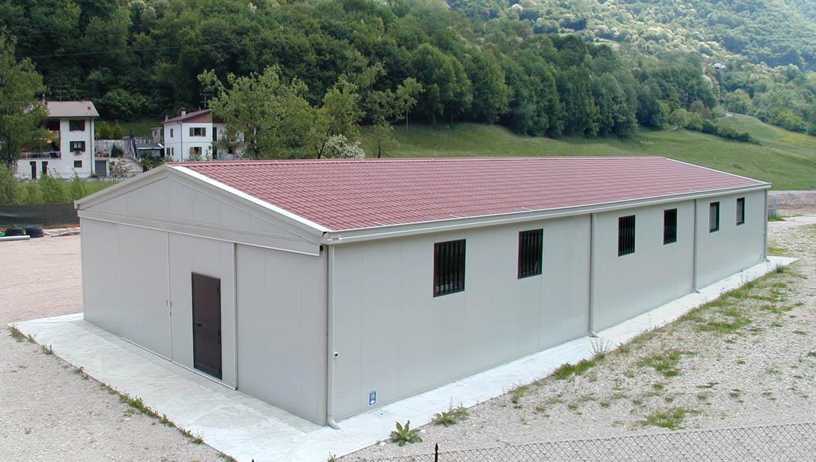 Quanto costa un capannone prefabbricato 28 images quanto costa una casa in legno e perch 232 - Quanto costa una casa in acciaio ...