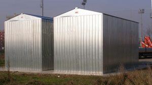 Capannoni industriali lamiera zincata