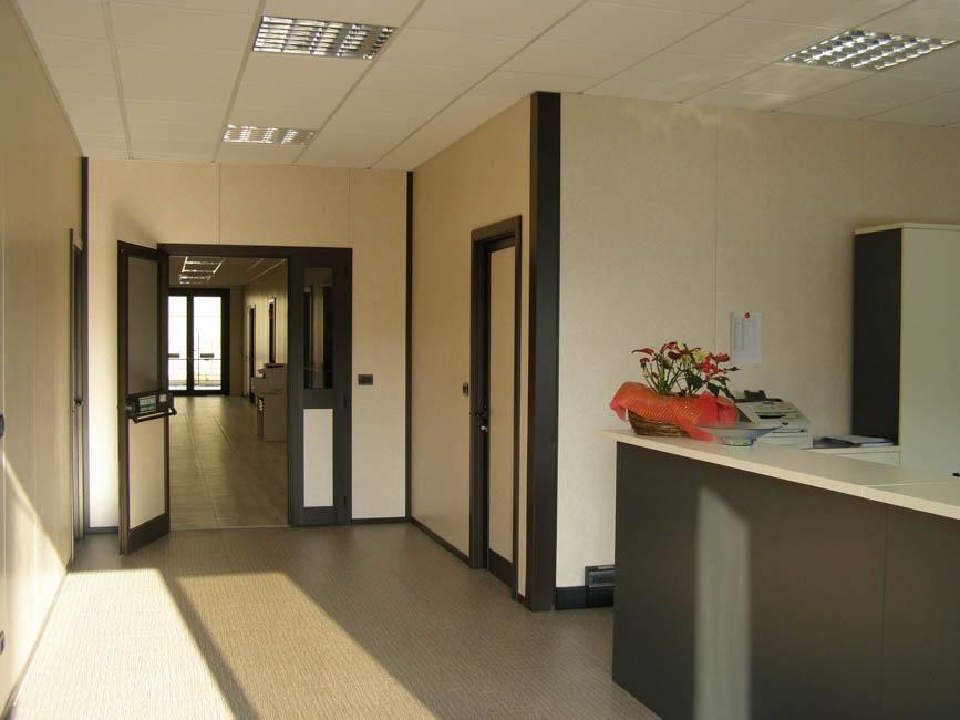 Uffici e spogliatoi