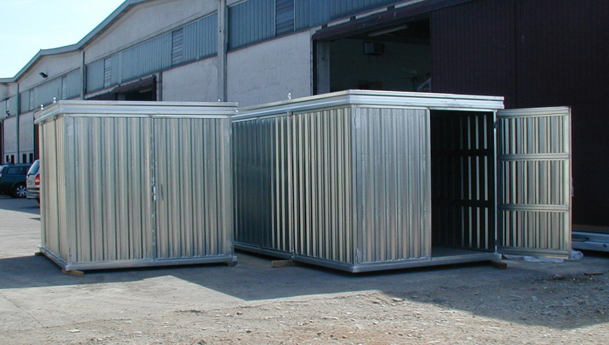 Container Per Cantiere Sapil S R L